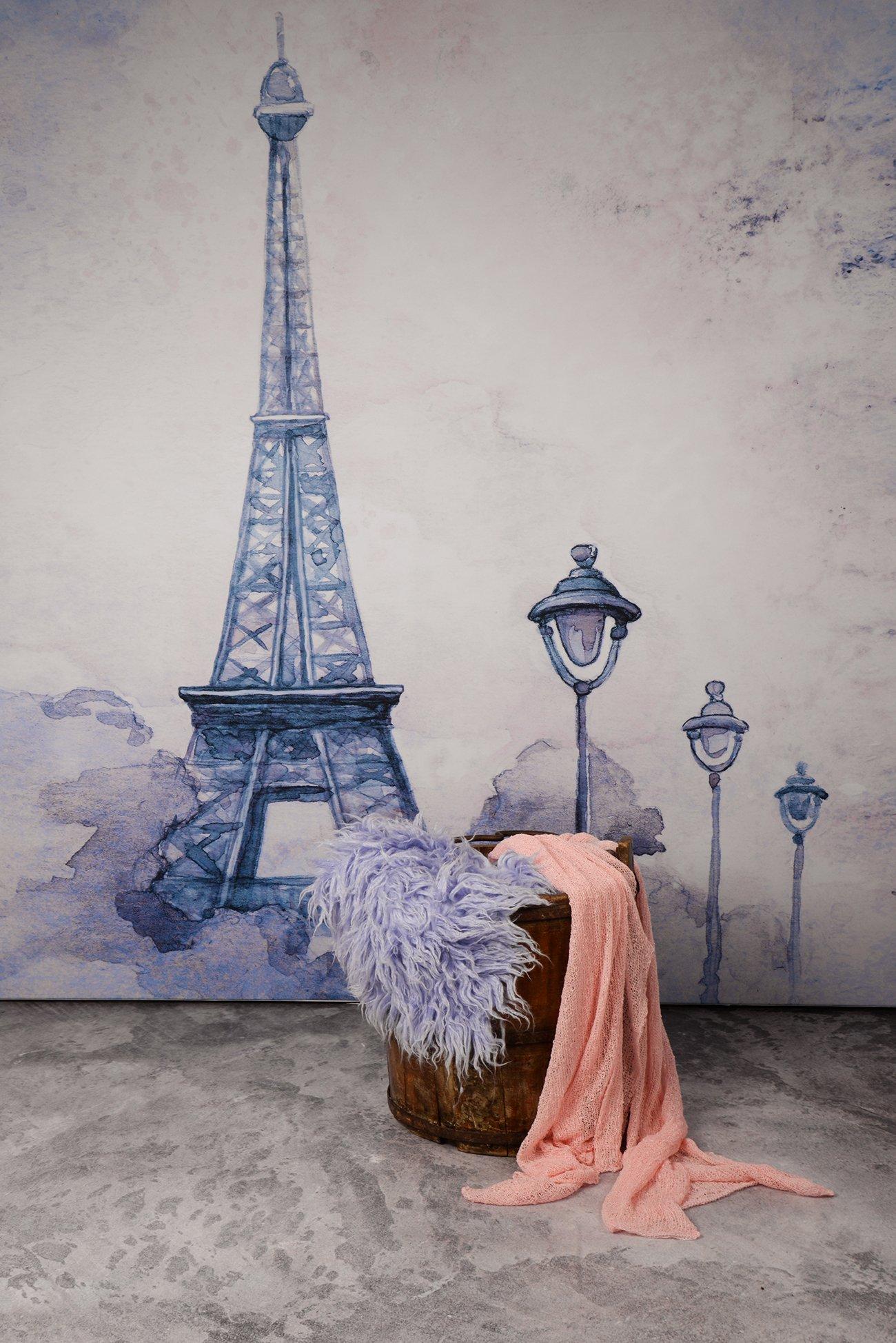 19 I Love Paris & Ciment Frais