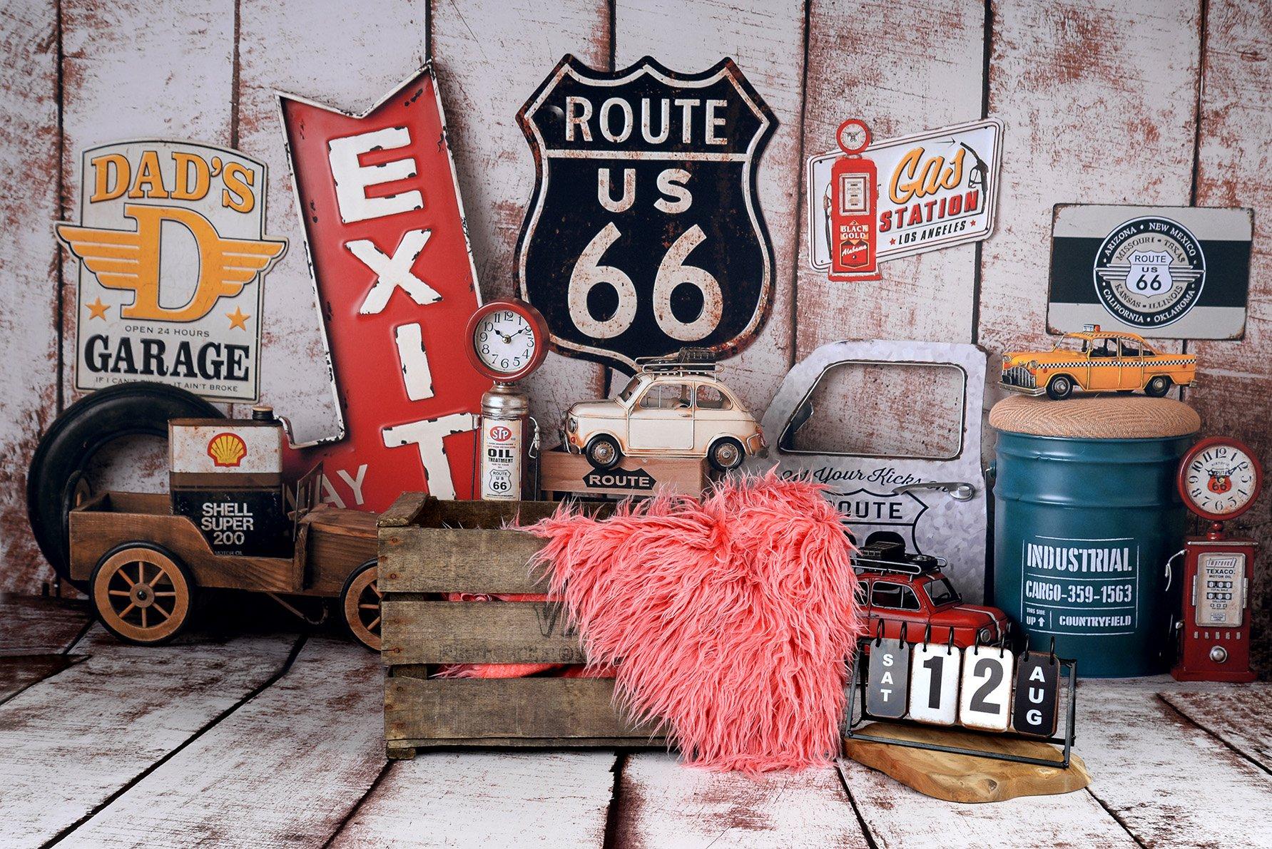 23 Route 66 & Alabama