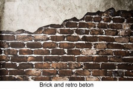 14 Brick And Retro Beton