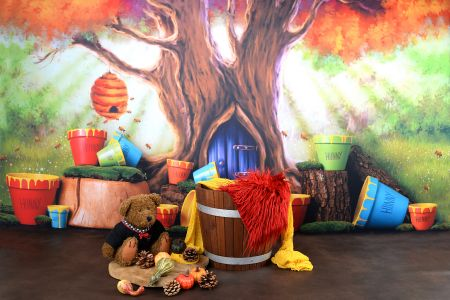 24 The Pooh & Brownie