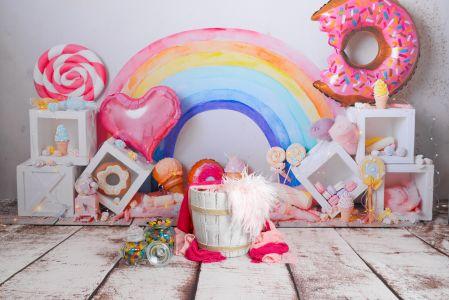 Rainbow Candy & Alabama